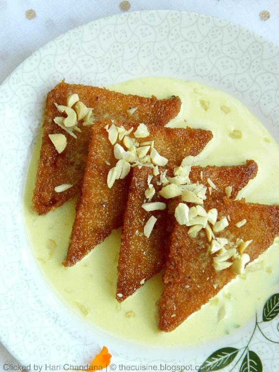 Indian Milk Cake Recipe Ricotta Cheese