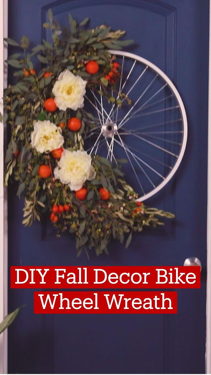 Diy Crafts For Girls, Diy Crafts To Do, Fall Crafts, Christmas Diy, Christmas Berries, Holiday, Diy Wedding On A Budget, Xmas Wreaths, Autumn Activities