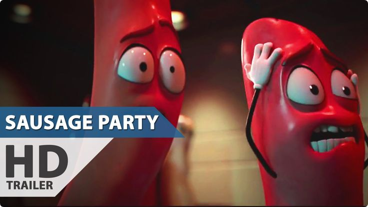 Sausage Party Red Band Trailer (2016) Seth Rogen, James Franco Comedy Movie HD - YouTube