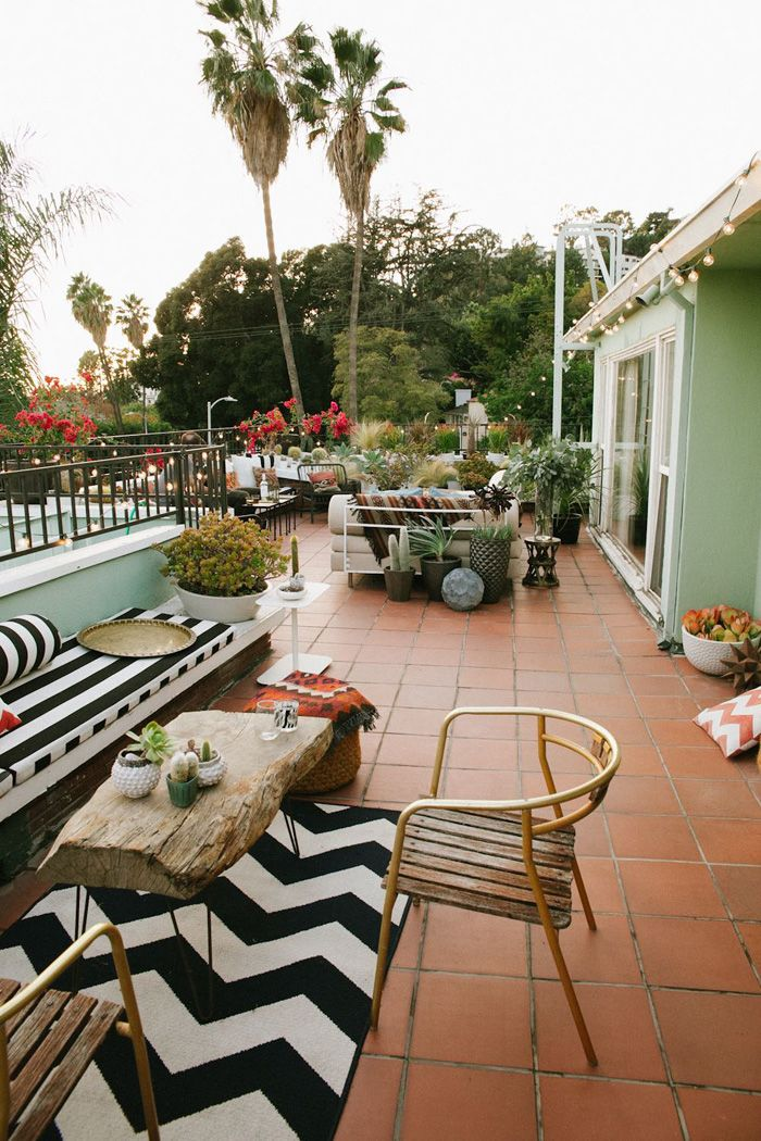 Eclectic Glamour In Laurel Canyon | Design*Sponge