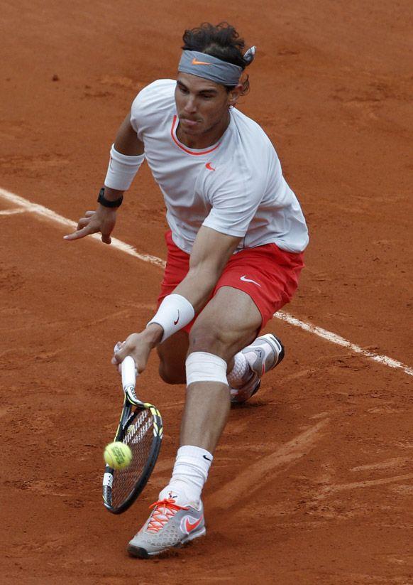 Rafa Nadal French Open 2013 - #tennis