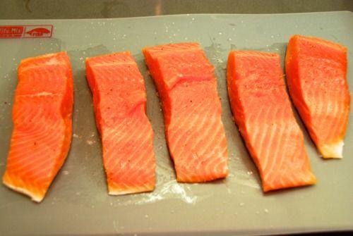 Sous Vide Wild King Salmon | Award-Winning Paleo Recipes | Nom Nom ...