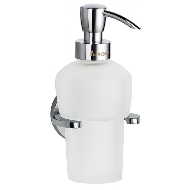 Smedbo Loft Wall Mounted Holder with Glass Soap Dispenser. 1000  images about Soakology Mirrors   More on Pinterest