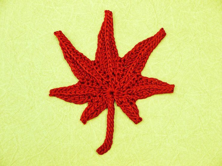 またまたまたまた、ご要望にあったモチーフを作ってみました^^編み図です↓(写真と編み図の内容が若干違います。面倒くさいので編み直しをしませんでした。でも編...