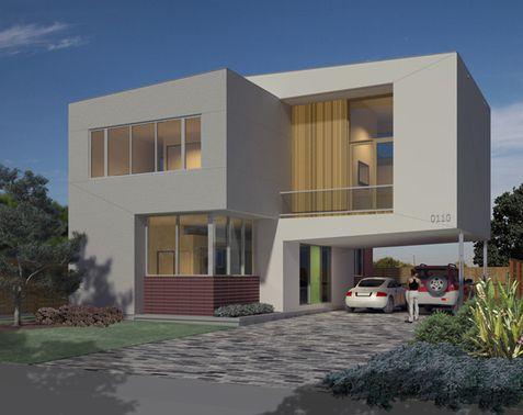 32 best House plans images on Pinterest   Architecture, Facades ...