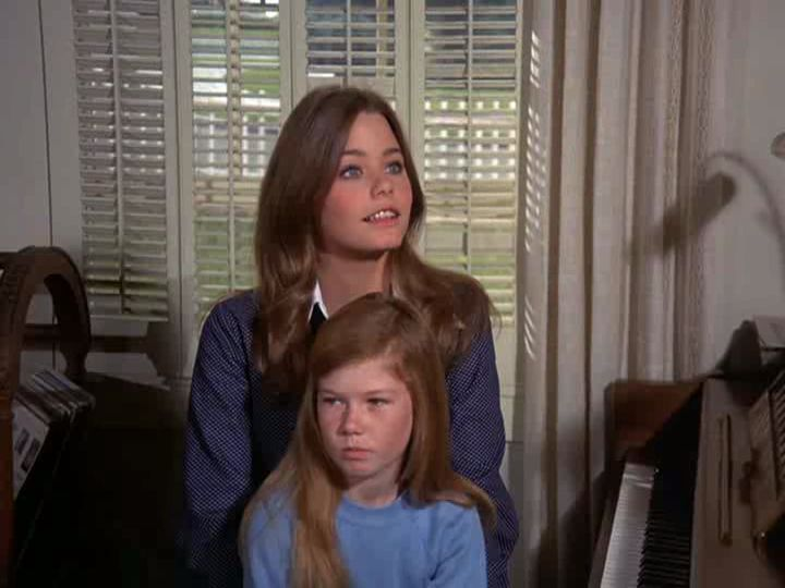 Portraying Laurie Partridge's younger sister Tracy, Suzanne Crough and Susan Dey shared many scenes together during the four season run of the popular TV show. Description from everythingsusandey.blogspot.ca. I searched for this on bing.com/images