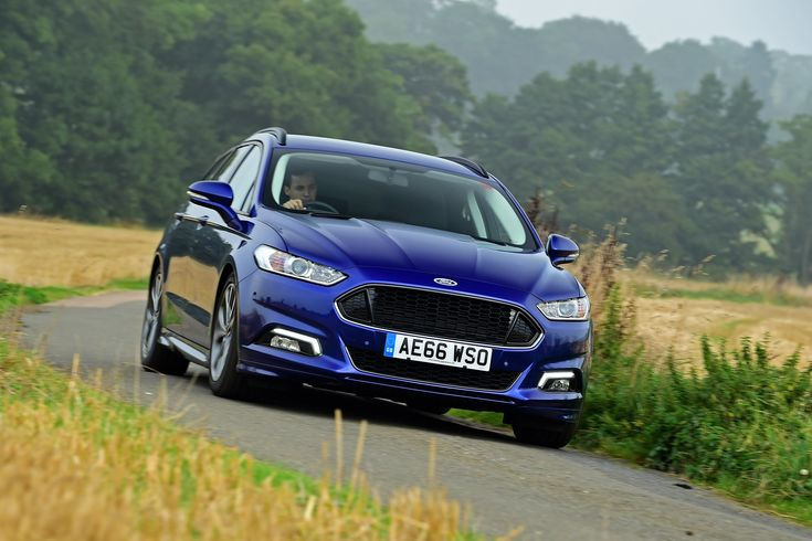 Ford Mondeo ST-Line 2016 review