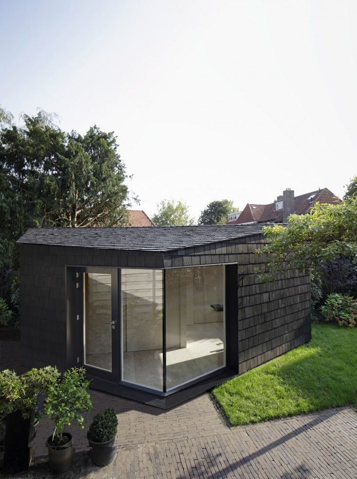 Outbuilding Of The Week: A 323 Square Foot Backyard Guest House (and  Storage Shed)