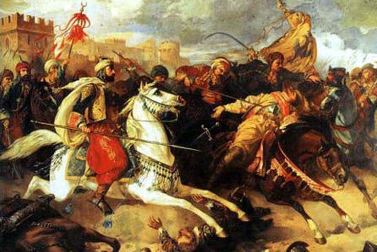 Málaga se vestía de fiesta. Niños, ancianos, nobles, plebeyos, moros y judíos, corrían a las murallas. Se veían rostros alegres que se congratulaba de la buena nueva y por todas partes se oía aclamar a los vencedores. El estandarte de la Orden de Santiago y el del Marqués de Cádiz, paseaban por las calles.