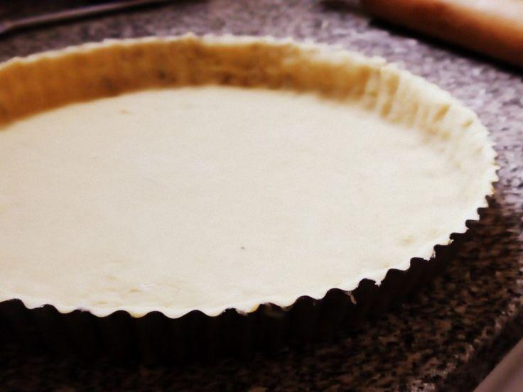 Masa de tarta salada: es muy fácil de hacer y riquísima! además se la puede saborizar a gusto.