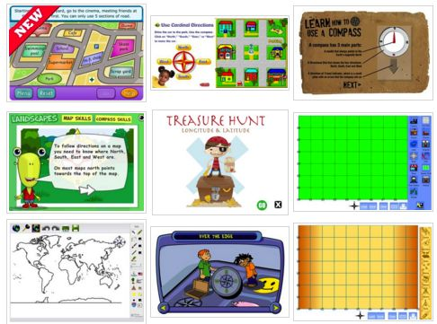 Some Excellent Interactive Map Games To Use With Students In Class Educational Technology And Mobile