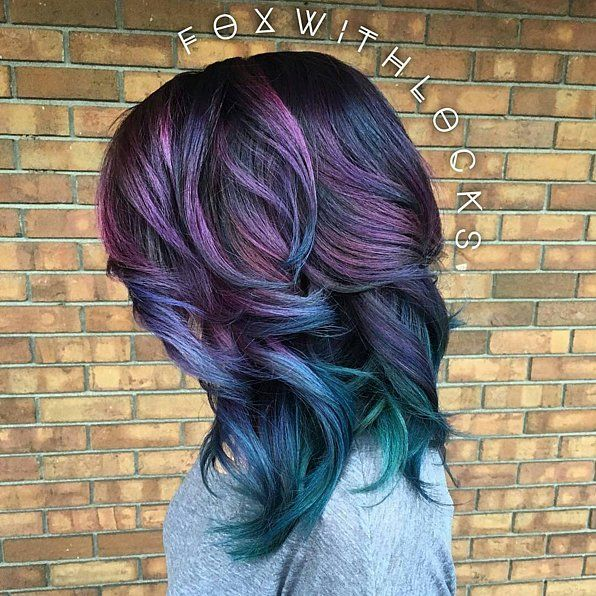 Color Melting Is the New Technique That Will Make Any Dye Job Look Natural