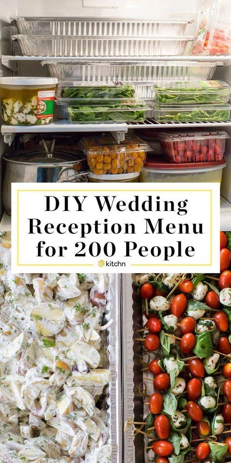 Super Diy Wedding Food Buffet Summer Parties Ideas