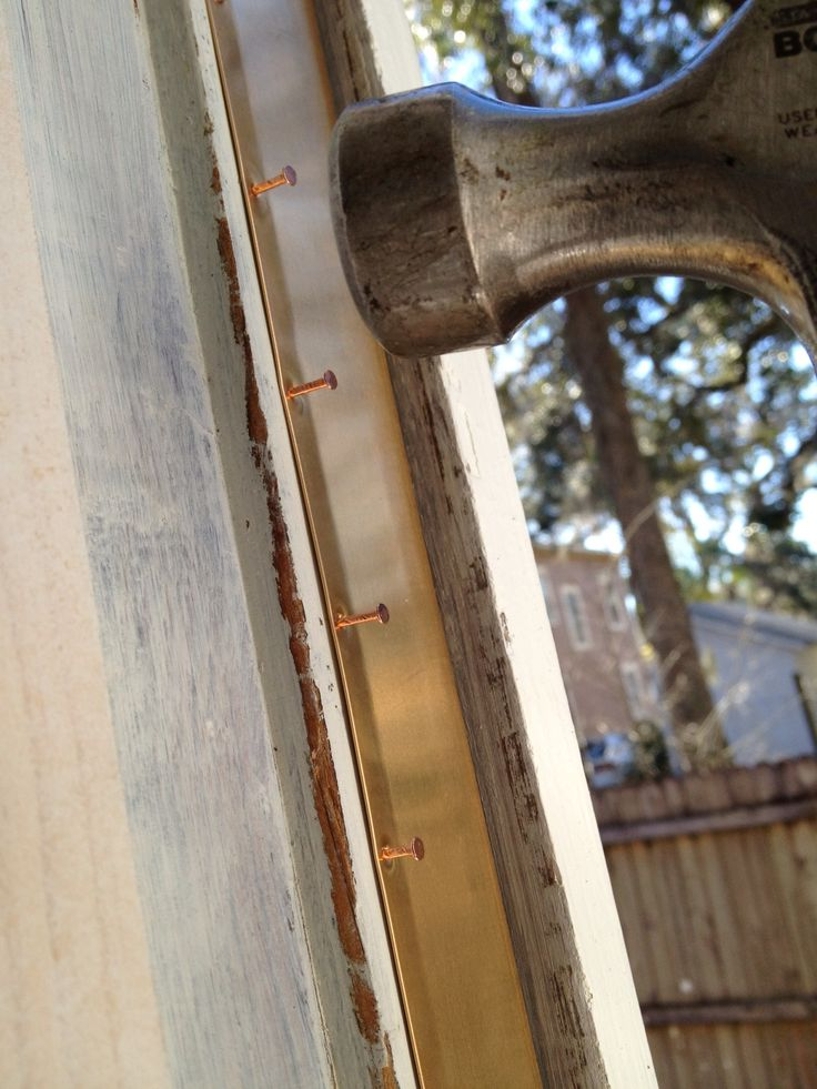 Your old windows can be just as energy-efficient as their modern day counterparts if you can learn to weatherstrip wood windows.