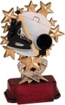 Hockey - Starburst Resin Trophy #Hockey #Trophy #Award #sport