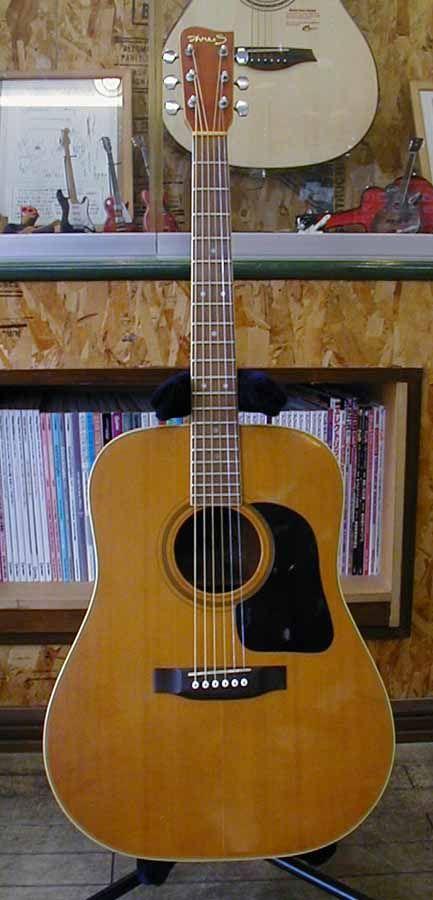ThreeS GR-20(中古・ヴィンテージ)ITM0413806【Jギター楽器詳細|ThreeS】