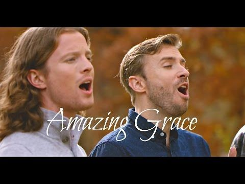 Peter Hollens and Home Free Perform 'Amazing Grace' Great voices!