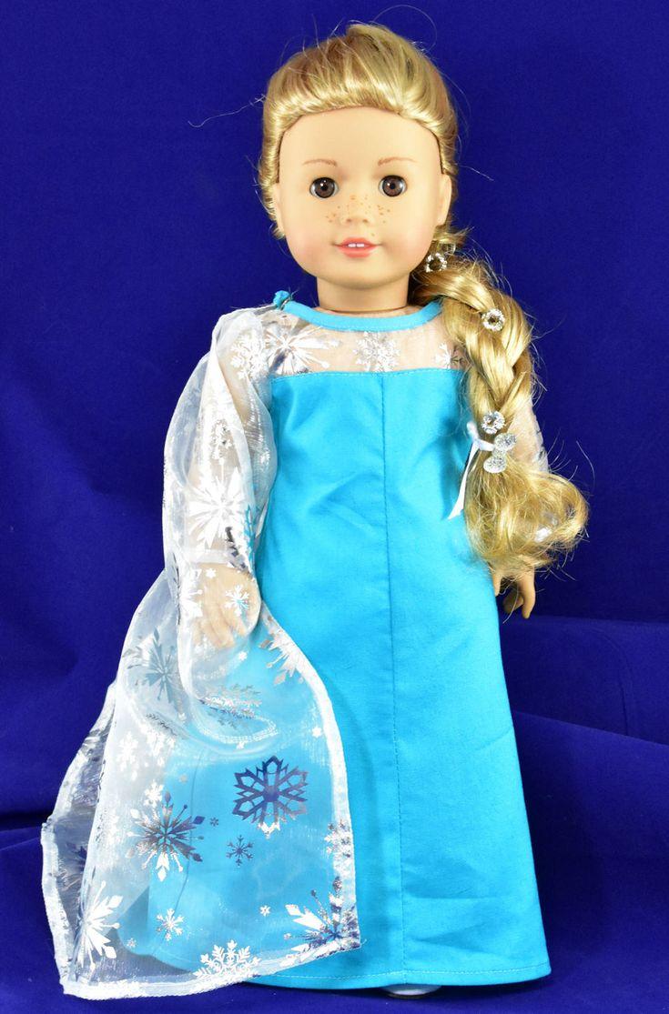 Elsa kleid my toys
