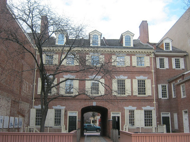 Marvelous Franklin Court  The Home Of Ben Franklin | Historic Pennsylvania |  Pinterest | Pennsylvania, Philadelphia Pa And History