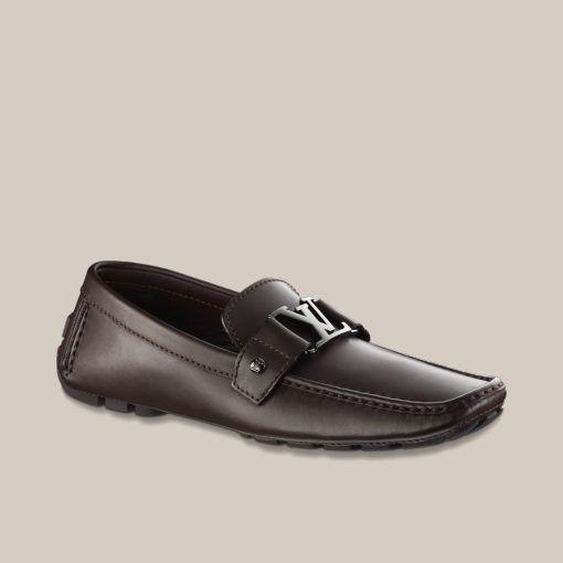 35760500e0c7 Monte Carlo loafer in leather - Louis Vuitton - LOUISVUITTON.COM ...