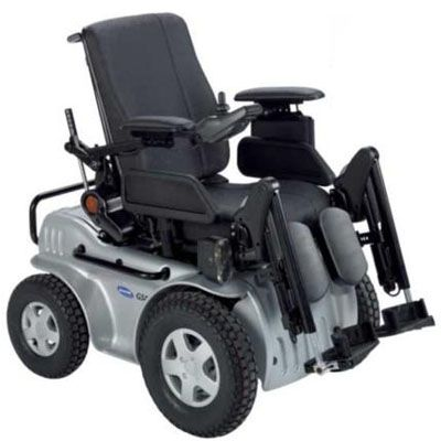 Más información sobre esta silla de ruedas eléctrica-Silla eléctrica G-50
