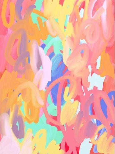 Michael Staniak - Untitled (Digital Painting)