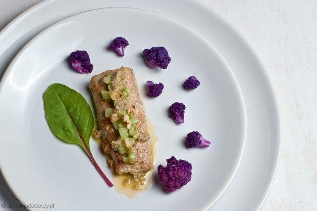 Tuna sous-vide