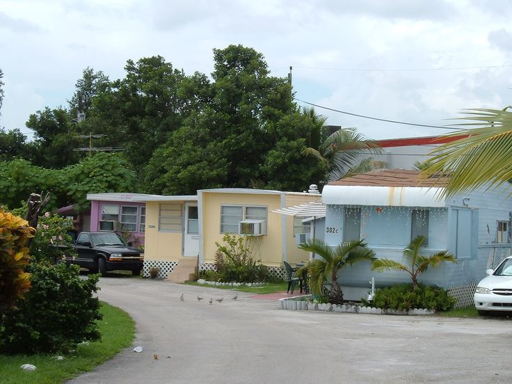 Source Wikipedia Mobile Home Park In Miami FL