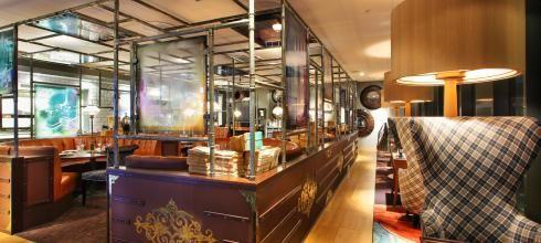 Griffins Steakhouse Extraordinaire - Stockholm