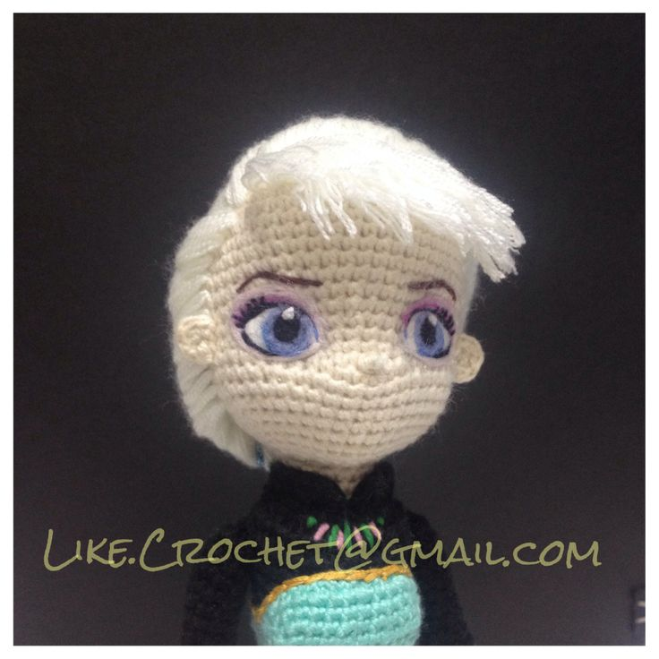 Amigurumi Elsa Ve Anna : 74 best images about amigurumis on Pinterest Amigurumi ...