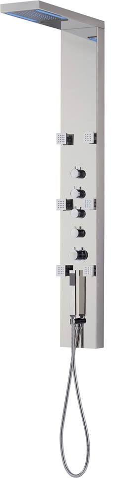 plomberie colonne de douche