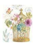 Rainbow Seeds Romantic Birdcage I