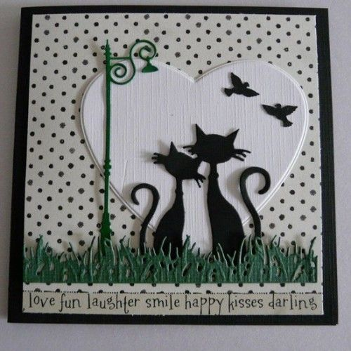 Marianne Design Collectable - French Cat COL1344