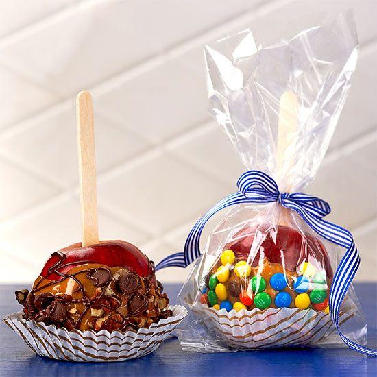 best 25 candy apple favors ideas on pinterest apple wedding favors cake pop favors and cake. Black Bedroom Furniture Sets. Home Design Ideas