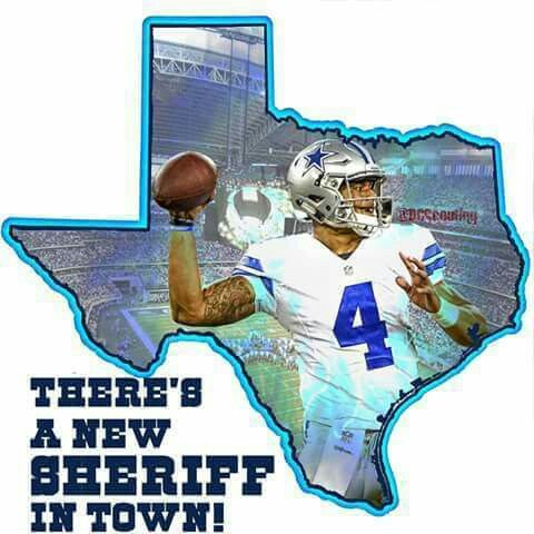 Great job Dak! Dak Prescott- Making Dallas Cowboys great again! The Dallas Cowboys have done an awesome & incredible job this year- 11-2 Division Leaders and PlayOffs bound. But, even if this were not the case, I would still love my Cowboys. #DC4L ❤