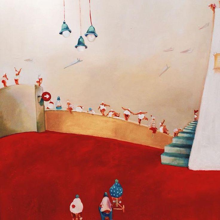 #CristinaTrovatoArte #artista #art #pinturas#oleo# - cristinatrovato_arte