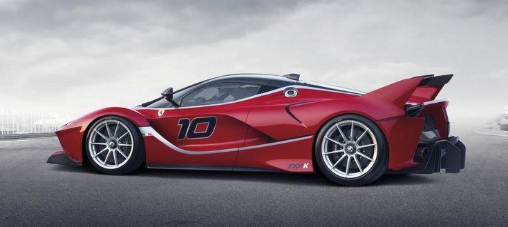 Ferrari Fxx K Un Laboratorio Con Ruedas Ferrari