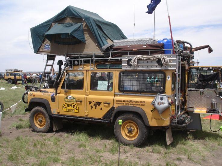 315 Best Images About Landrover Camel Trophy Amp G4 On Pinterest
