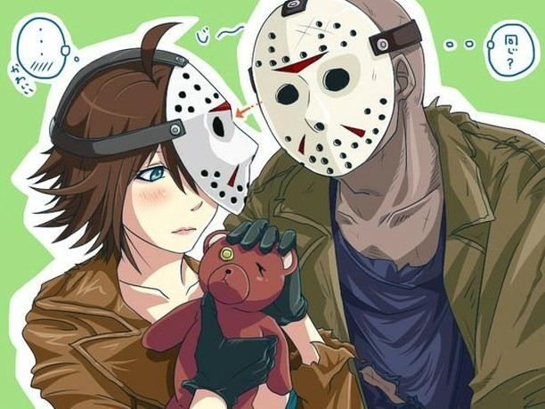 Jason X Jason Horror Movie Art Horror Movie Icons Horror Characters