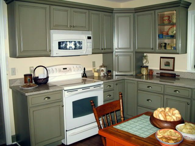 Rustic Green Kitchen Cabinets 28 best countertop images on pinterest   kitchen ideas, green