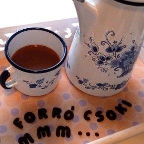 Különleges forró csokik