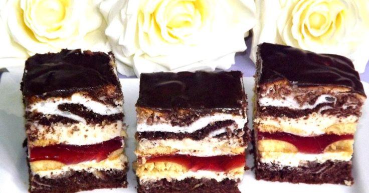 Witajcie :) Chciałam Was dzisiaj zaprosić na pyszne ciasto o nazwie Oczy Carycy .  Długo się do niego przymierzałam aż w końcu zrobiłam z py...