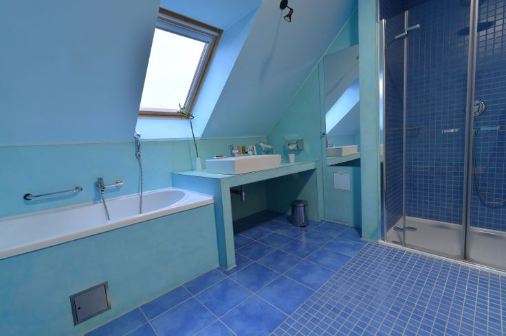 Duplex suite - Bathroom