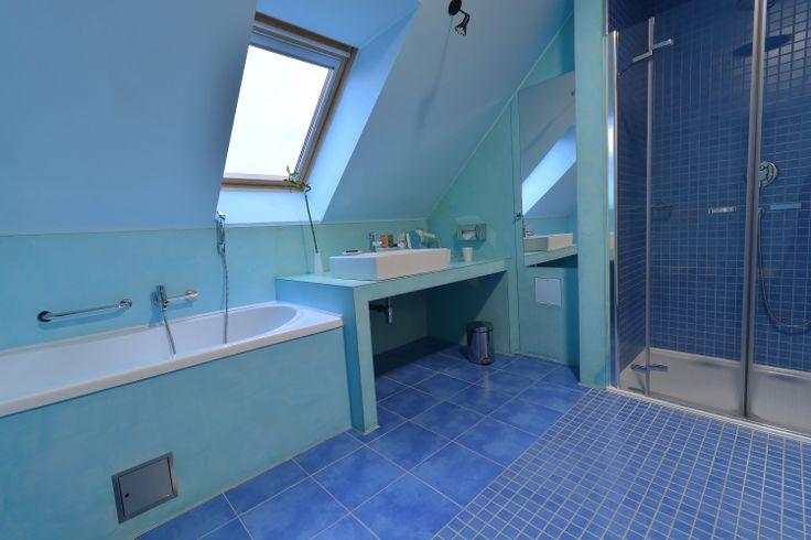 Attic suite - Bathroom
