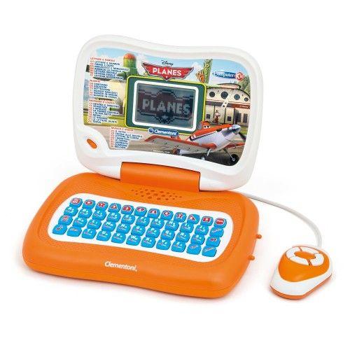 Il computer del famoso cartone della Disney Educativo parlante con 30 attività che insegnano: lettere, vocali, ortografia e matematica  #pad #tablet #planes