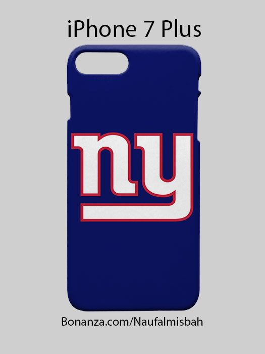 New York Giants Logo iPhone 7 iPhone 7 PLUS Case Cover