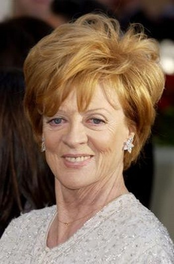 Dame Maggie Smith - Minerva McGonagal