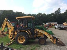Used John Deere 110 Tractor loader backhoebackhoe loader financing apply now www.bncfin.com/apply