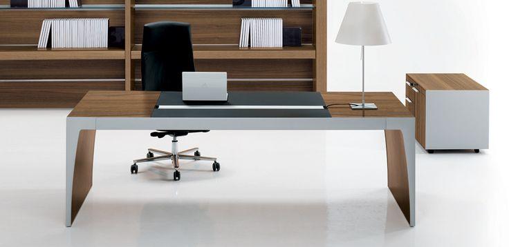 שולחן משרדי למנהלים CX מאת Frezza, מעצב Roberto Danesi