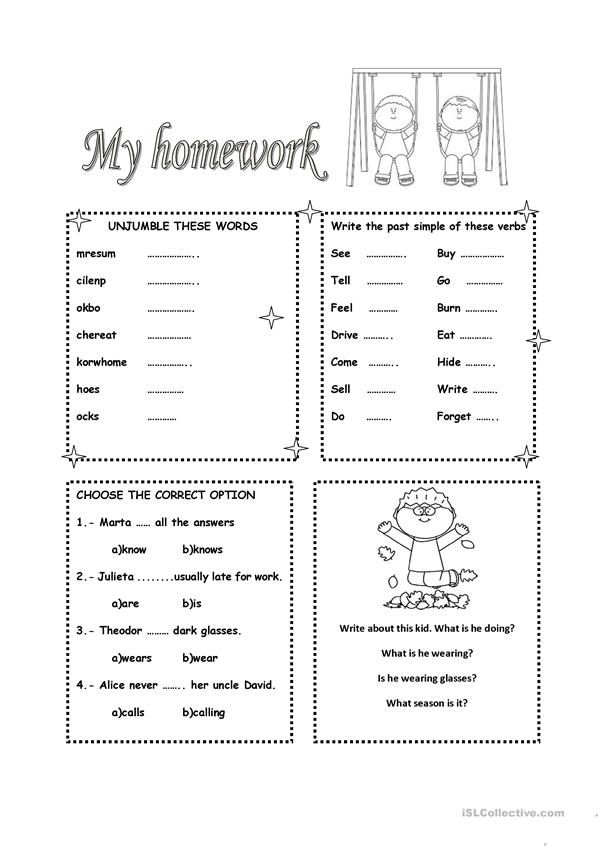 Free Esl Efl Printable Worksheets And Handouts Worksheets Printable Worksheets Learn English Worksheets for learning english